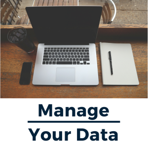 Manage Your Data